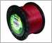 PowerPro Braided Spectra Fiber Fishing Line - Vermilion Red -  3000yds.