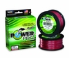 PowerPro Braided Spectra Fiber Fishing Line - Vermilion Red -  500yds.