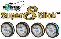 PowerPro Super Slick Braided Line 10lb 300yds
