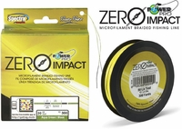 PowerPro Zero-Impact Braided Fishing Line Aqua Green 500yd Spools