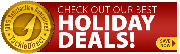 TackleDirect Holiday Deals