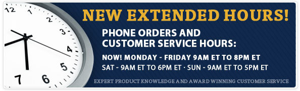 Extended Customer Service Hours