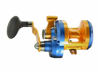 Qualia Advanz High Speed Jigging Reels