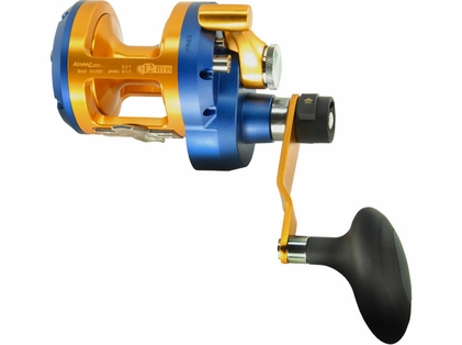 Qualia Q12-II HS Advanz High Speed Two Speed Jigging Reel
