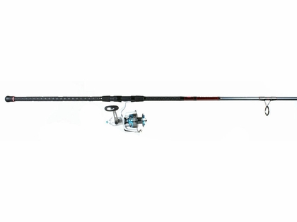 Quantum Cabo Reel - Penn Prevail 12ft Surf Rod Surf Fishing Combo
