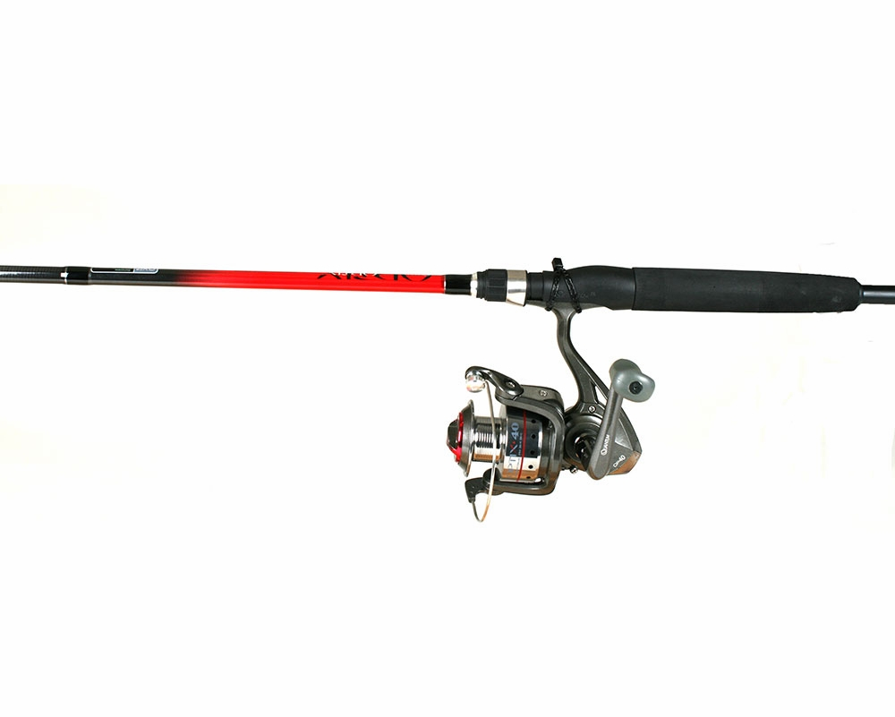quantum op4070mb optix spin combo 7ft 2pc | tackledirect, Fishing Reels