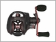 Quantum PT SL100XPTA Smoke Speed Freak Baitcast Reel