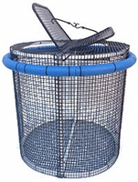 R&R Tackle CBP-S-RD Collapsible Round Bait Pen