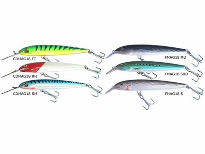Rapala Magnum Lures