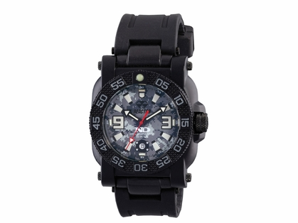 Reactor 73825 Gryphon Watch - Nitromid polymer/stainless Never Dark