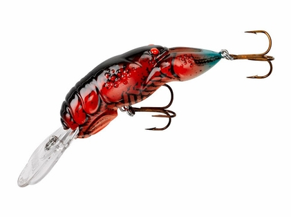 Rebel D74 Big Craw 2 5/8in Crankbait