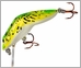 Rebel F71 Wee Frog 2in Crankbait