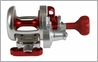 Release P-1609R Saltwater Conventional Reel SG Silver/Red