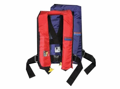Revere Lifejackets - Comfort Max Inflatable PFDs