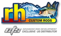 RH Custom Rods with CTS Blanks
