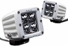 Rigid Industries 60221 Marine Dually Surface Mount Spot Pair