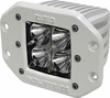 Rigid Industries 61111 Marine Dually Flush Mount Flood Single