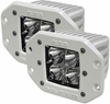 Rigid Industries 61211 Marine Dually Flush Mount Flood Pair