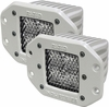 Rigid Industries 61251 Marine Dually Flush Mount Diffused Pair