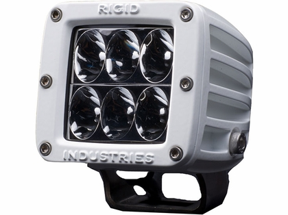 Rigid Industries 70131 Marine D2 Surface Mount Driving LED Single