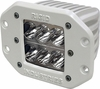 Rigid Industries 71111 Marine D2 Flush Mount Wide Single