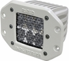Rigid Industries 71151 Marine D2 Flush Mount Diffused Single