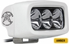 Rigid Industries 95232 Marine SR-M2 Surface Mount Driving LED Amber