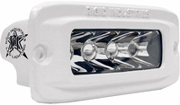 Rigid Industries 96421 Marine SR-Q Flush Mount Spot Single