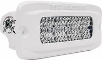 Rigid Industries 96451 Marine SR-Q Flush Mount Diffused Single
