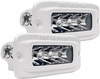 Rigid Industries 96521 Marine SR-Q Flush Mount Spot Pair