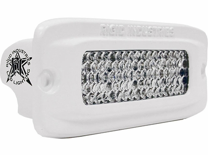 Rigid Industries 97451 Marine SR-Q2 Flush Mount Diffused Single