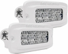 Rigid Industries 97551 Marine SR-Q2 Flush Mount Diffused Pair