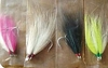 Runoff Bucktail Hooks