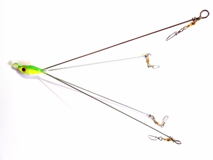 Runoff Triple Threat Lure 1/2oz