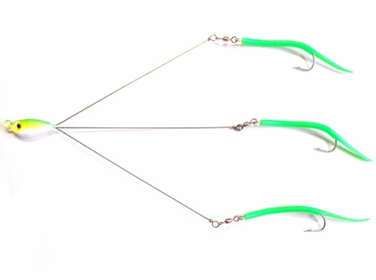Runoff Triple Threat Lures