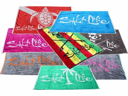 Salt Life Beach Towels