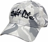 Salt Life Camo Fish SLX Hat