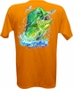 Salt Life Mahi Head SS Pocket Tees