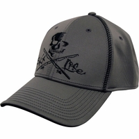 Salt Life Skull and Poles Hat