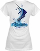 Salt Life SLJ164 Women's Sailfish Explosion Tee