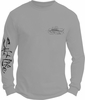Salt Life SLM0059 Men's The Line Up LS Tee