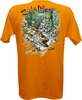 Salt Life SLM0093 Big Ol Trout Men's SS T-Shirt