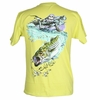 Salt Life SLM0103 Men's Striper Storm SS Tee