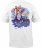 Salt Life SLM10023 Jetty Light S/S Pocket Tee
