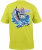 Salt Life SLM10024 Blue Storm S/S Pocket Tee