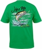 Salt Life SLM10029 Jig's Up S/S Pocket Tee
