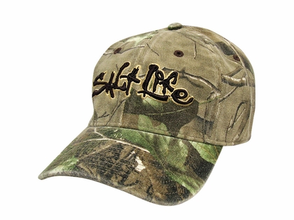 Salt Life SLM203 Realtree Camo Stretch Fit Hat