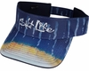 Salt Life Marlin Stripe Attack Visor