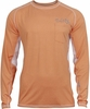 Salt Life SLM679 Precision SLX Performance L/S Pocket Tee
