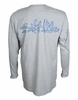 Salt life Vector Life Men's LS T-Shirts